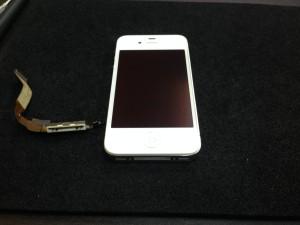 iphone4s 充電