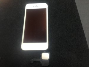 iphone5 スピーカー修理